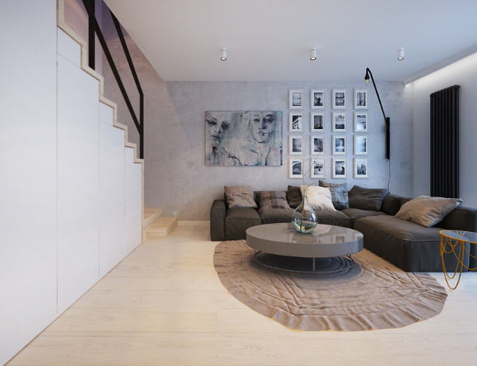 Wall Gallery Ideas For Large Living Rooms