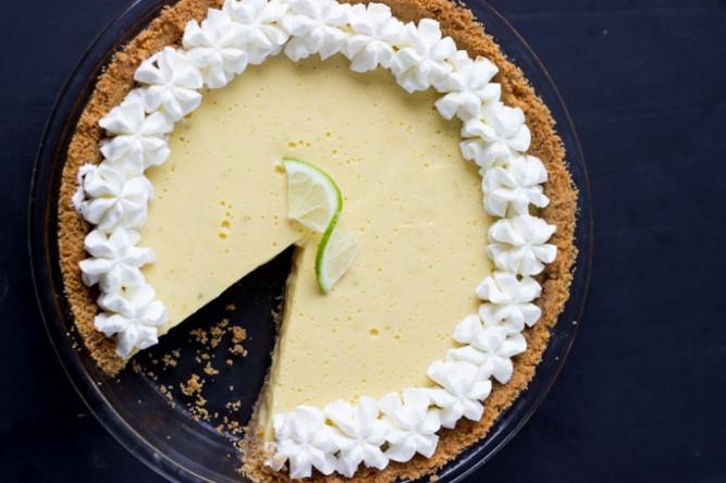 Publix Key Lime Pie Delicious Flavor