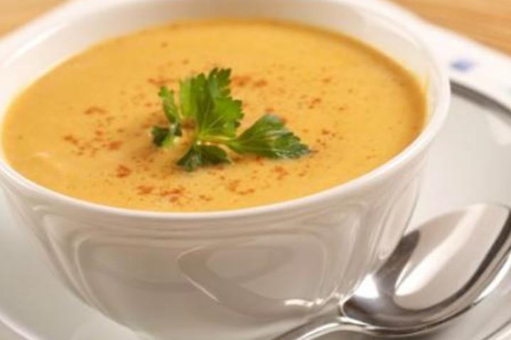 Creamy Libby's Canned Pumpkin Soup Recipe