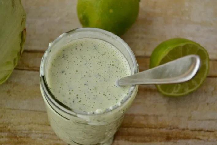El Pollo Loco Creamy Cilantro Dressing Copycat Recipe to Use on Various Dishes