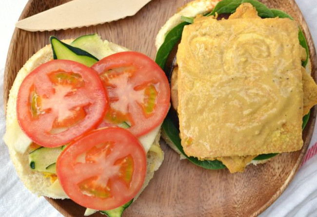 Noochy Licious Recipes No One Will Resist This Nooch Burger Divine Taste