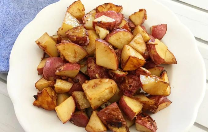Onion Soup Mix Oven Roasted Potatoes